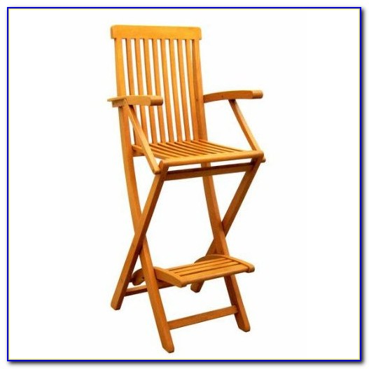 Bar Height Folding Chairs Outdoor