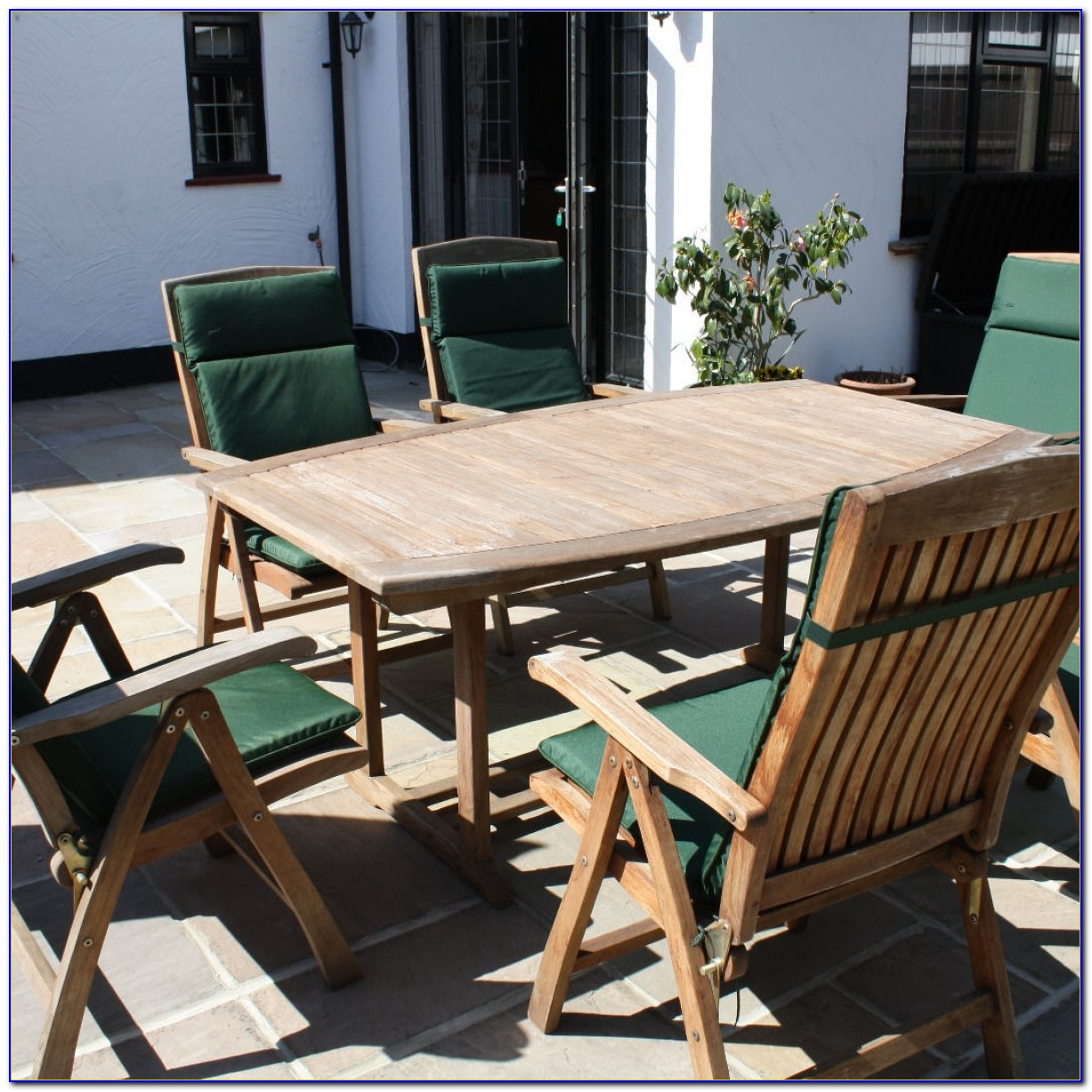 Bar Height Patio Table And 4 Chairs