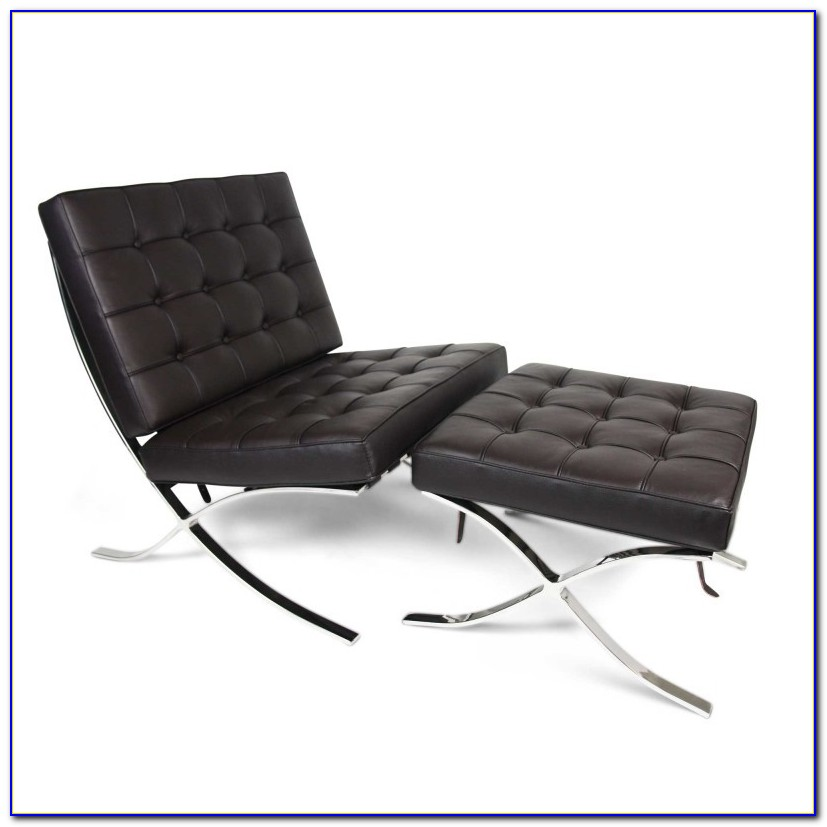Barcelona Chair And Ottoman Dimensions