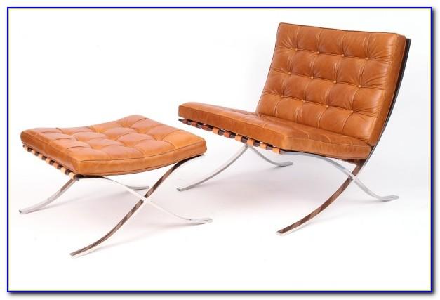 Barcelona Lounge Chair And Ottoman
