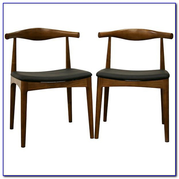 Barrel Dining Chairs Set Of 2