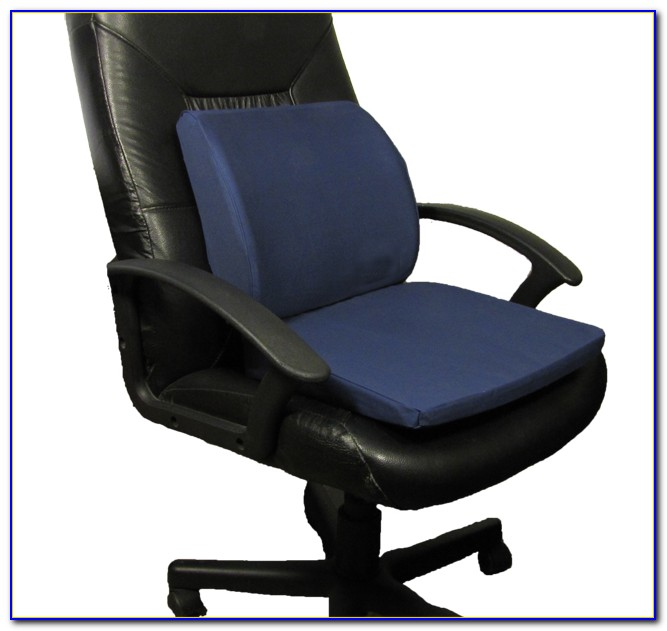 Best Back Support Pillow For Office Chair