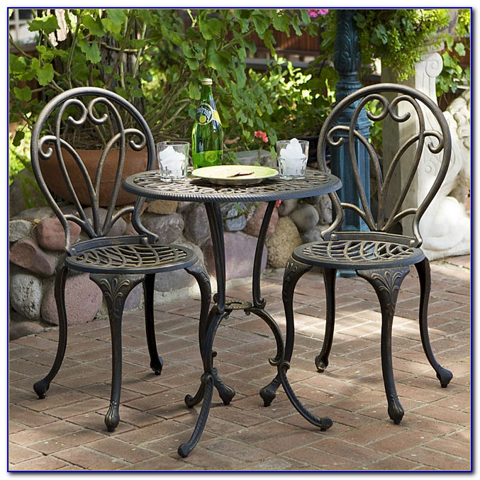 Bistro Table And Chairs Outdoor Furniture