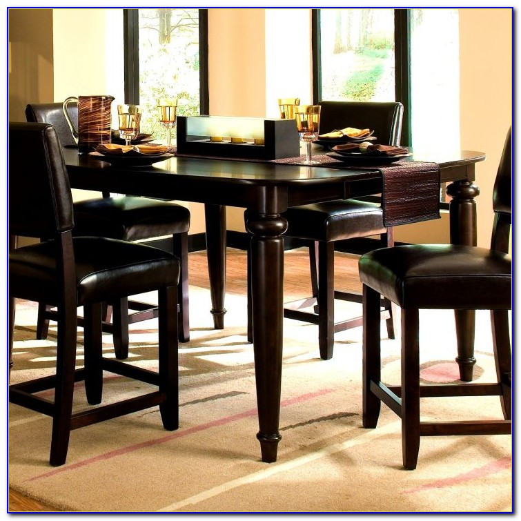Black Dining Room Chairs With Arms