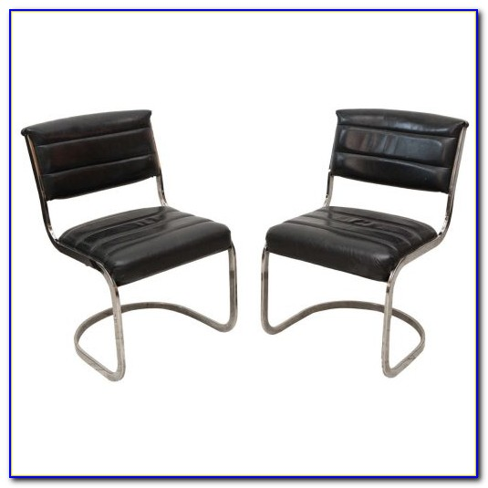 Black Leather Dining Room Chairs Uk