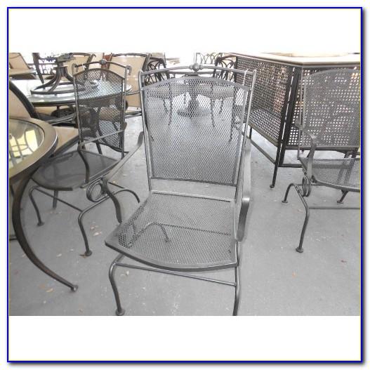 Black Metal Patio Chairs Target