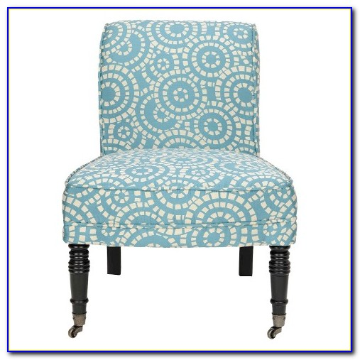Blue And White Accent Chair Target