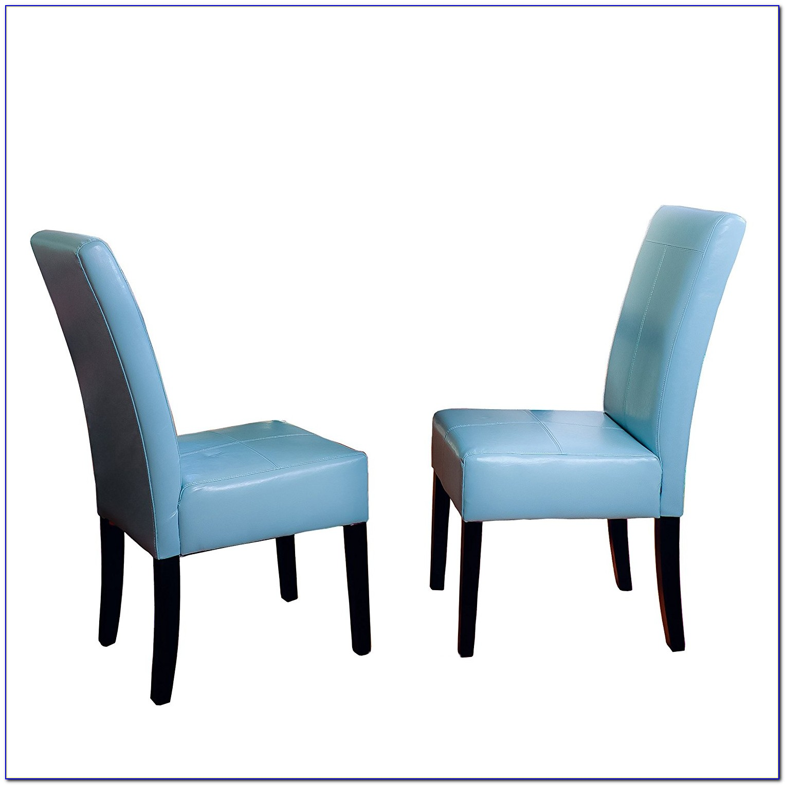 Blue Leather Dining Chairs Uk