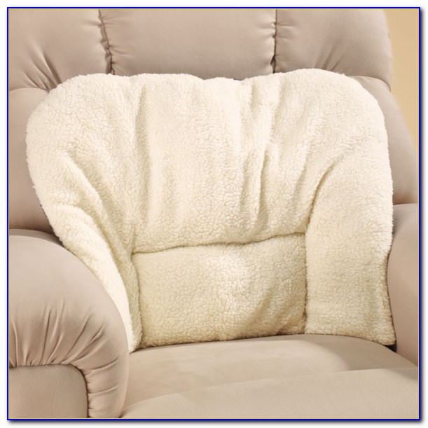 Chair Pillow For Back Pain