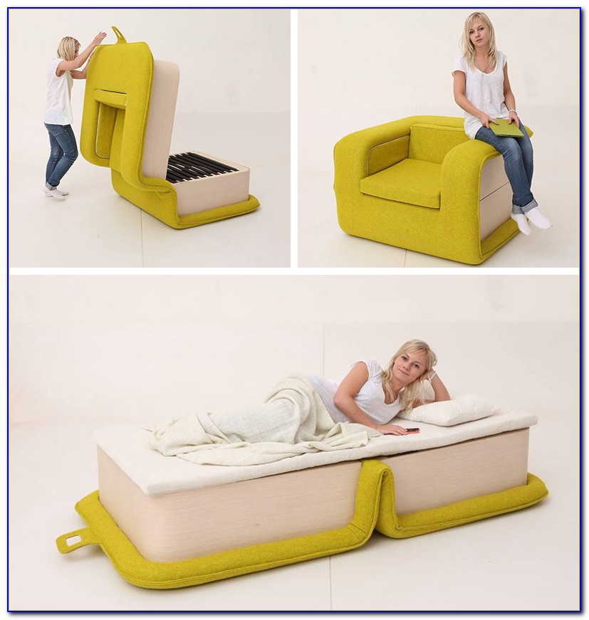 Chair That Folds Out Into A Bed