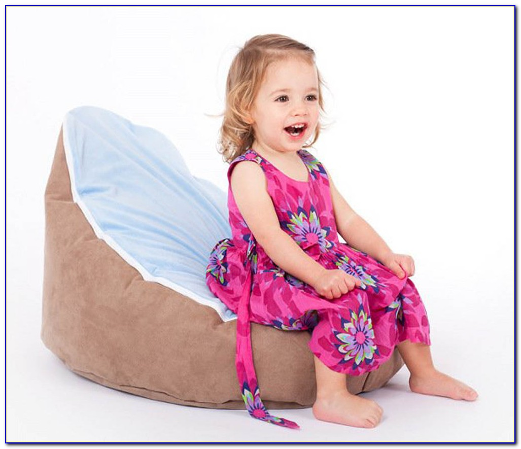 Child Bean Bag Chair Pattern