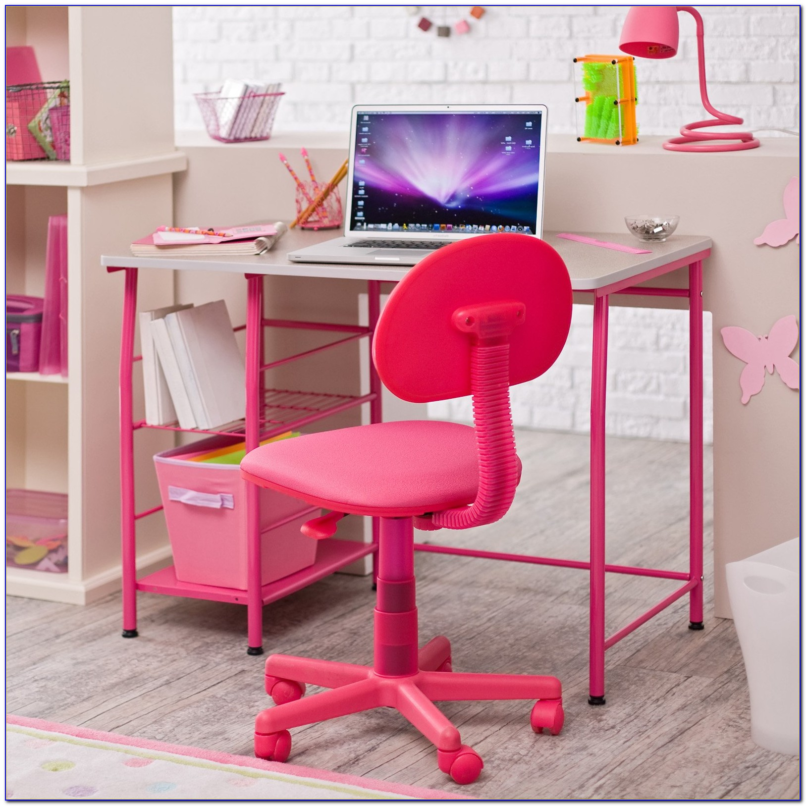 Children's Activity Desk And Chair Set