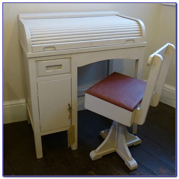 Children's Computer Desk And Chair Set