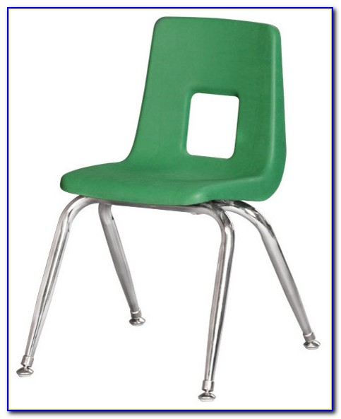 Children's School Chairs And Tables