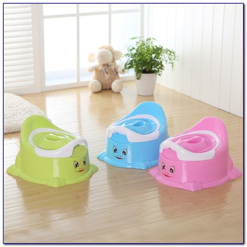 Childrens Wooden Potty Chairs