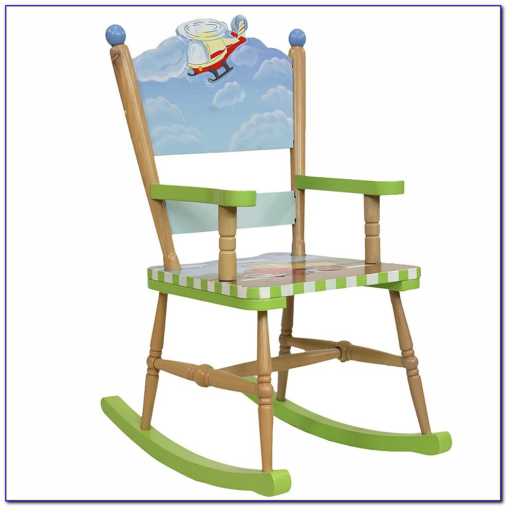 Childrens Wooden Rocking Chairs Uk
