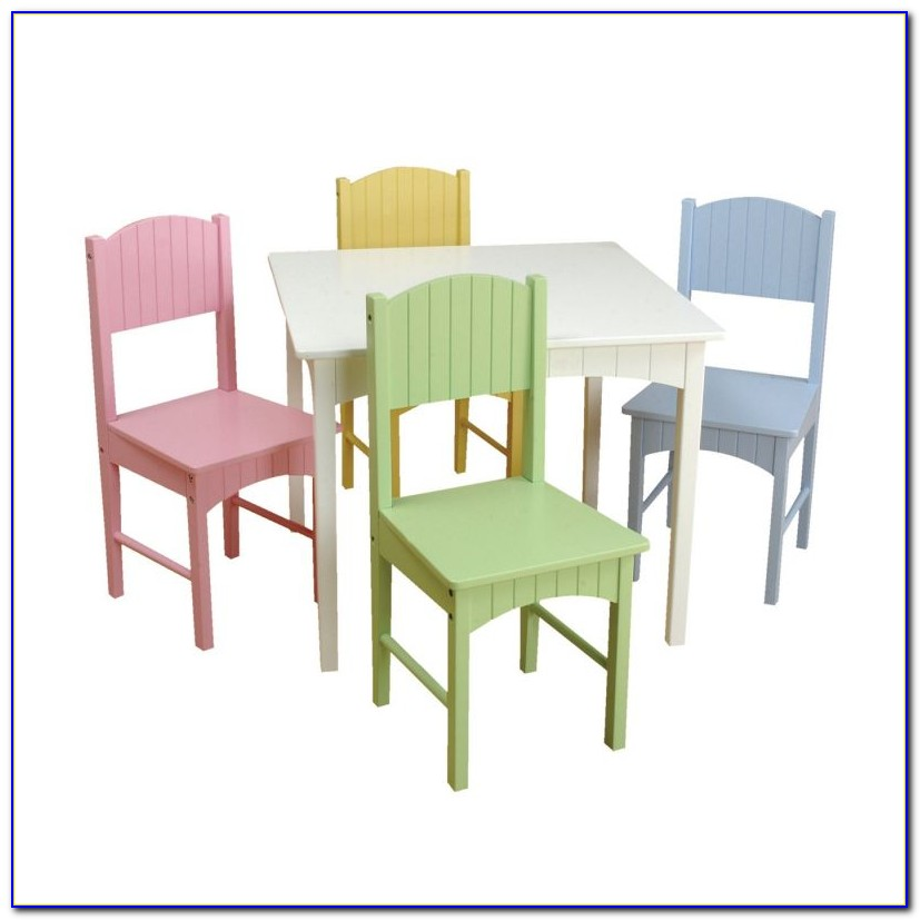 Child's Table And Chair Set Amazon