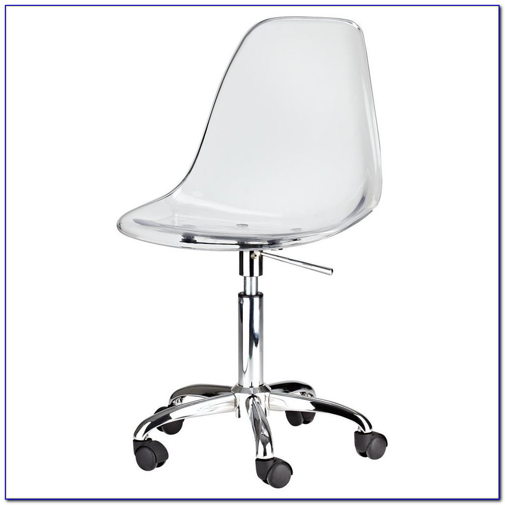 Clear Acrylic Office Chair Uk