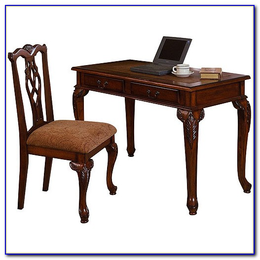 Coaster Writing Desk With Chair