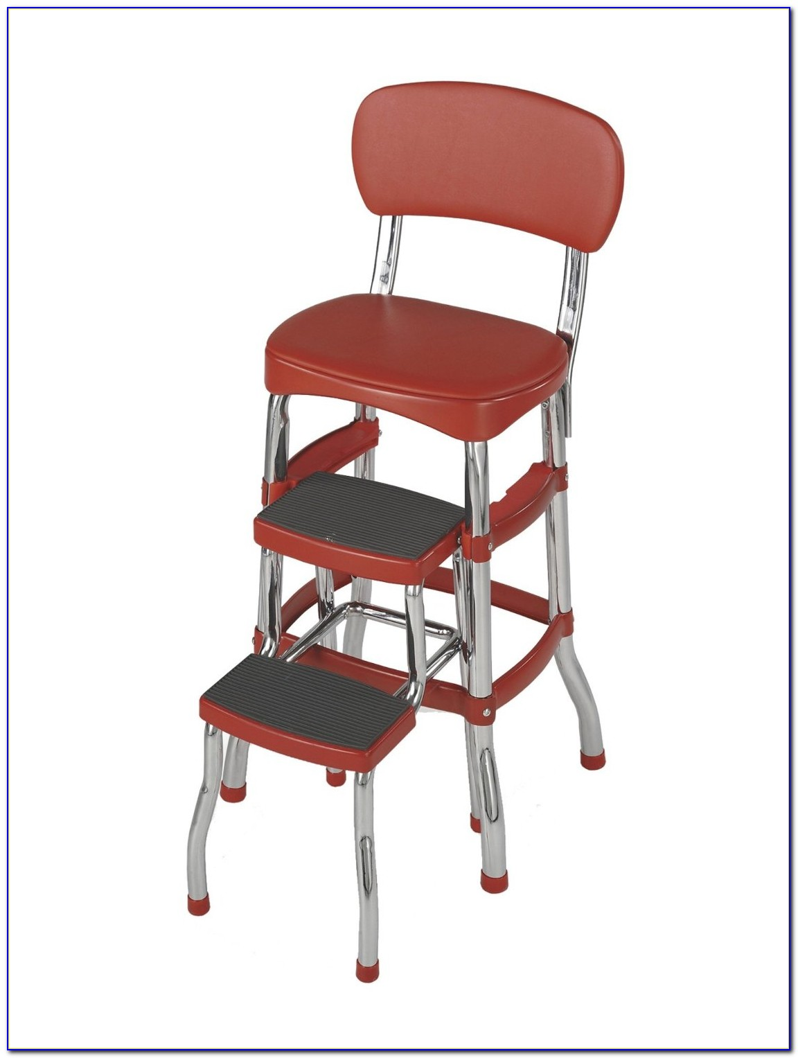Collapsible Step Stool Chair