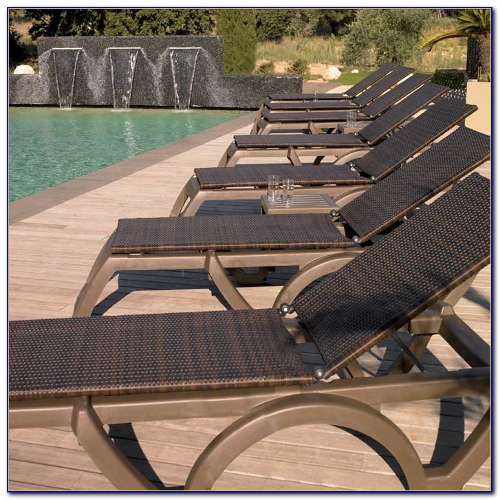 Commercial Outdoor Lounge Chairs