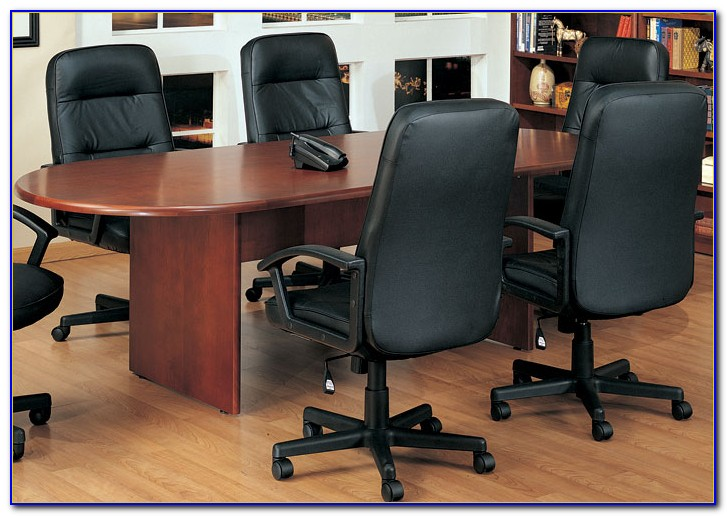 Conference Room Table And Chairs