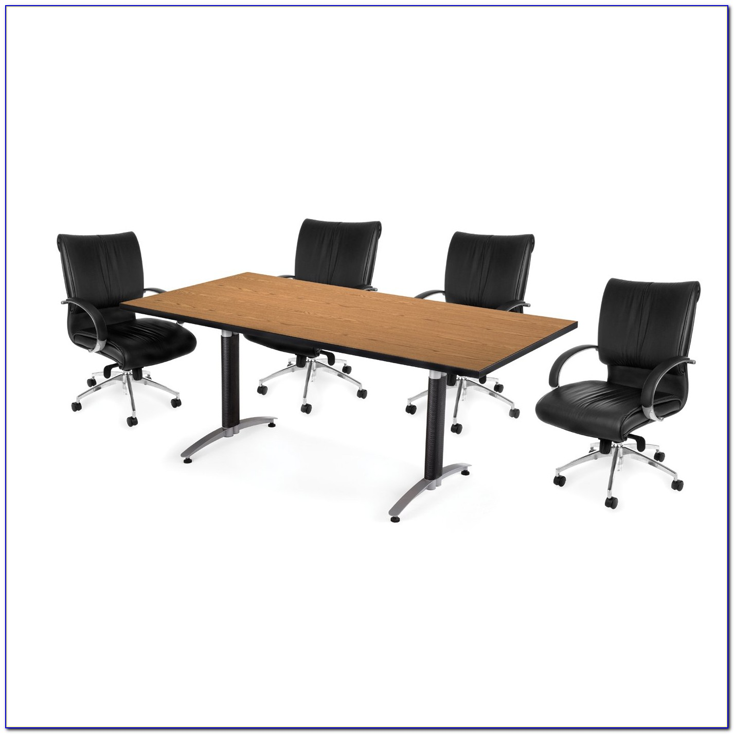 Conference Table And Chairs Cad