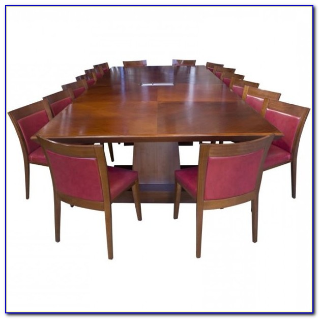 Conference Table And Chairs Dimensions