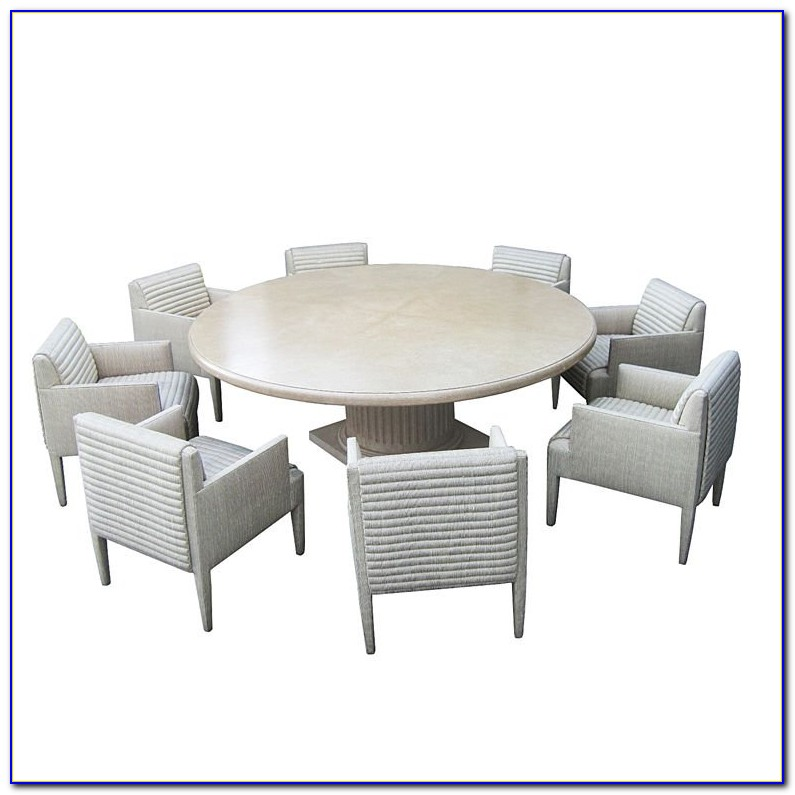 Conference Table And Chairs Used
