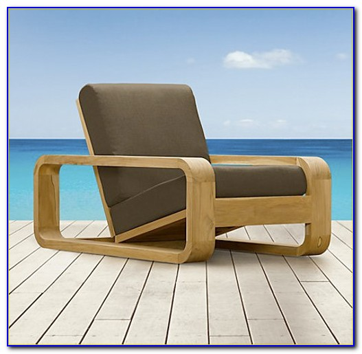 Contemporary Outdoor Lounge Furniture