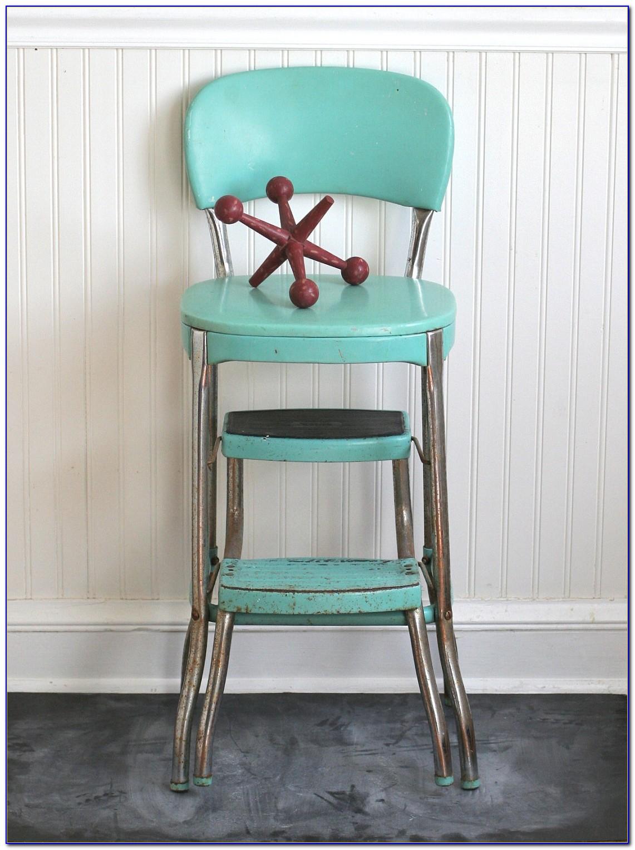Cosco Folding Step Stool Chair