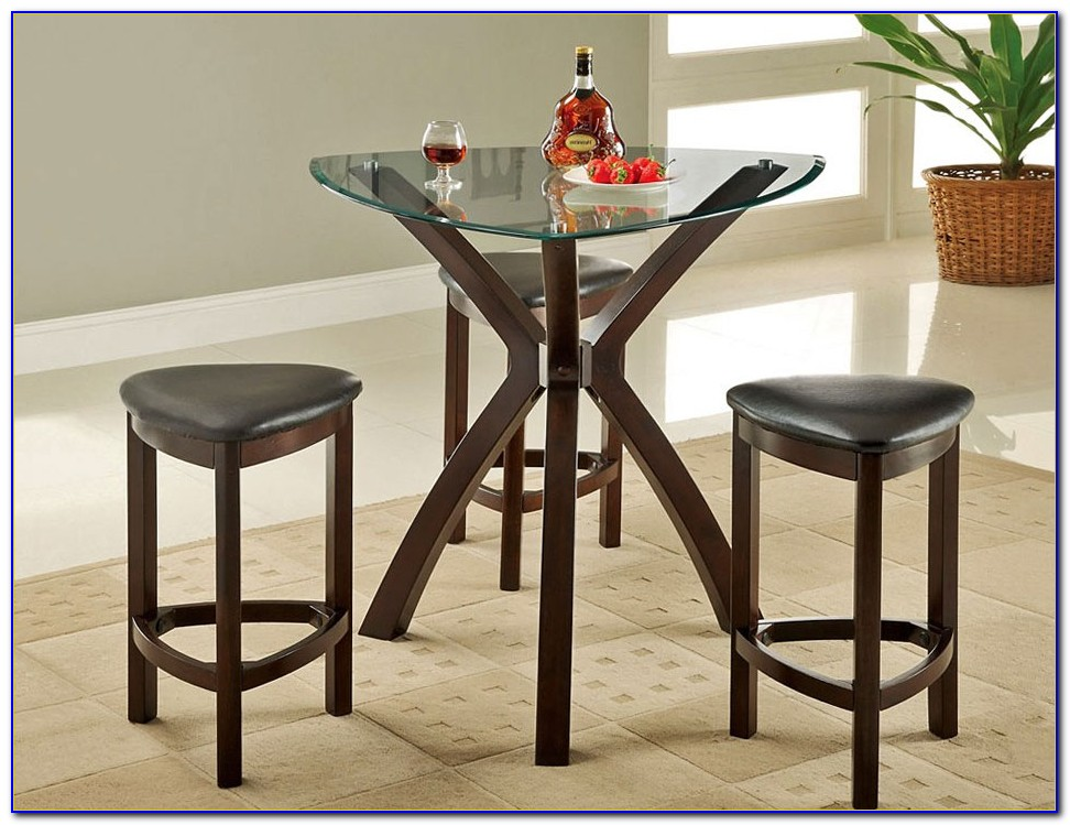 Counter Height Dining Chairs Black
