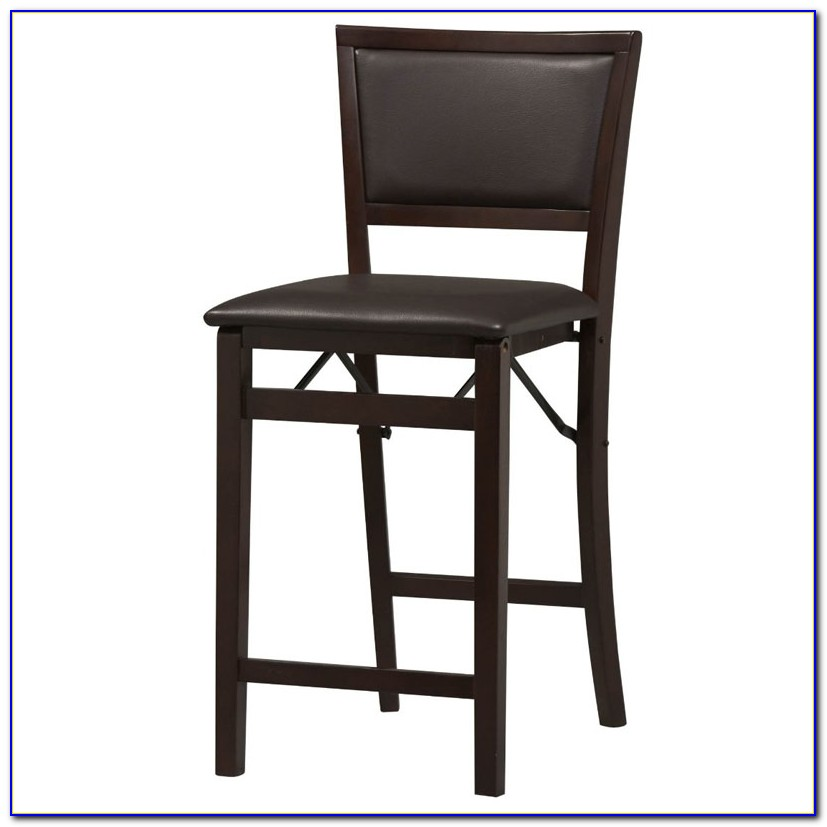 Countertop Height Folding Chairs
