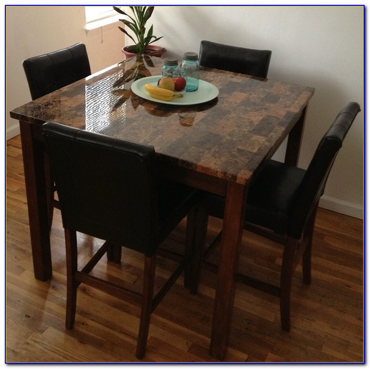 Countertop Table And Chairs
