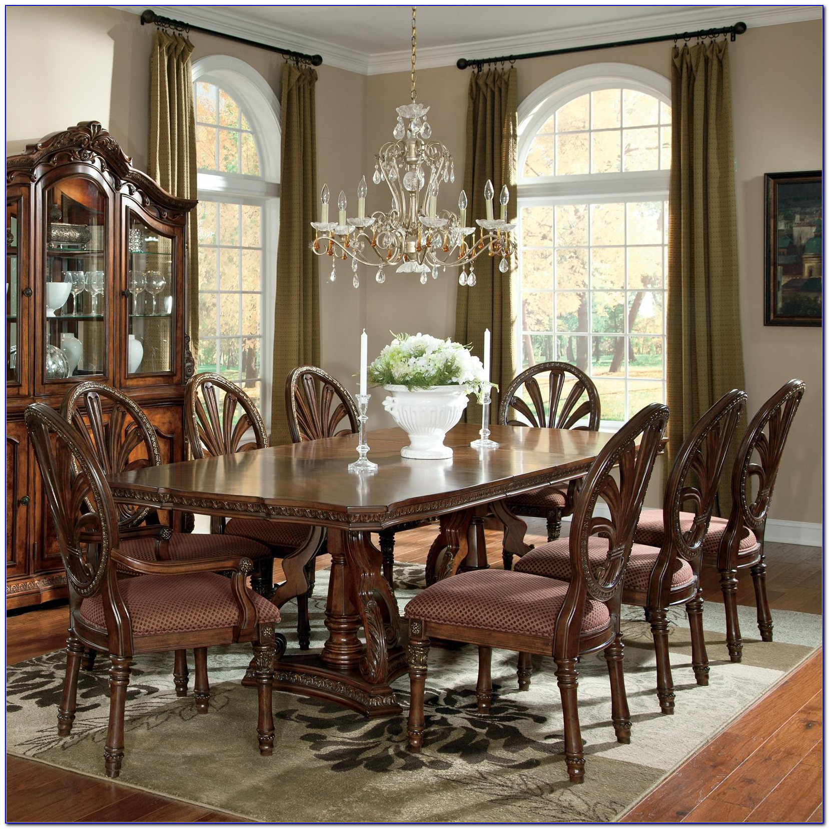 Dining Room Chair Set Of 8