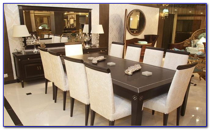 Dining Table And Chairs For 10