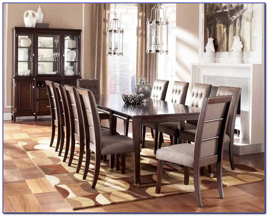Dining Table And Chairs With Casters