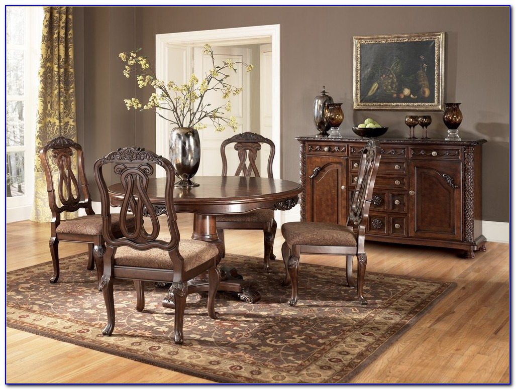 Discontinued Ashley Furniture Dining Room Chairs