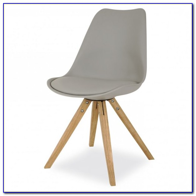 Eames Style Dining Chair Grey