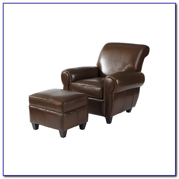 Ebay Leather Chairs And Ottomans