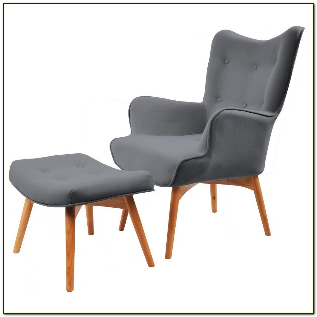 Ellis Dark Gray Accent Chair