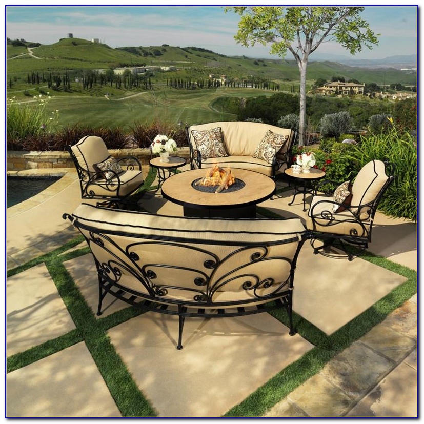 Fire Pit Table And Chairs Costco Uk