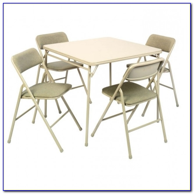Fold Up Table And Chairs For Toddlers