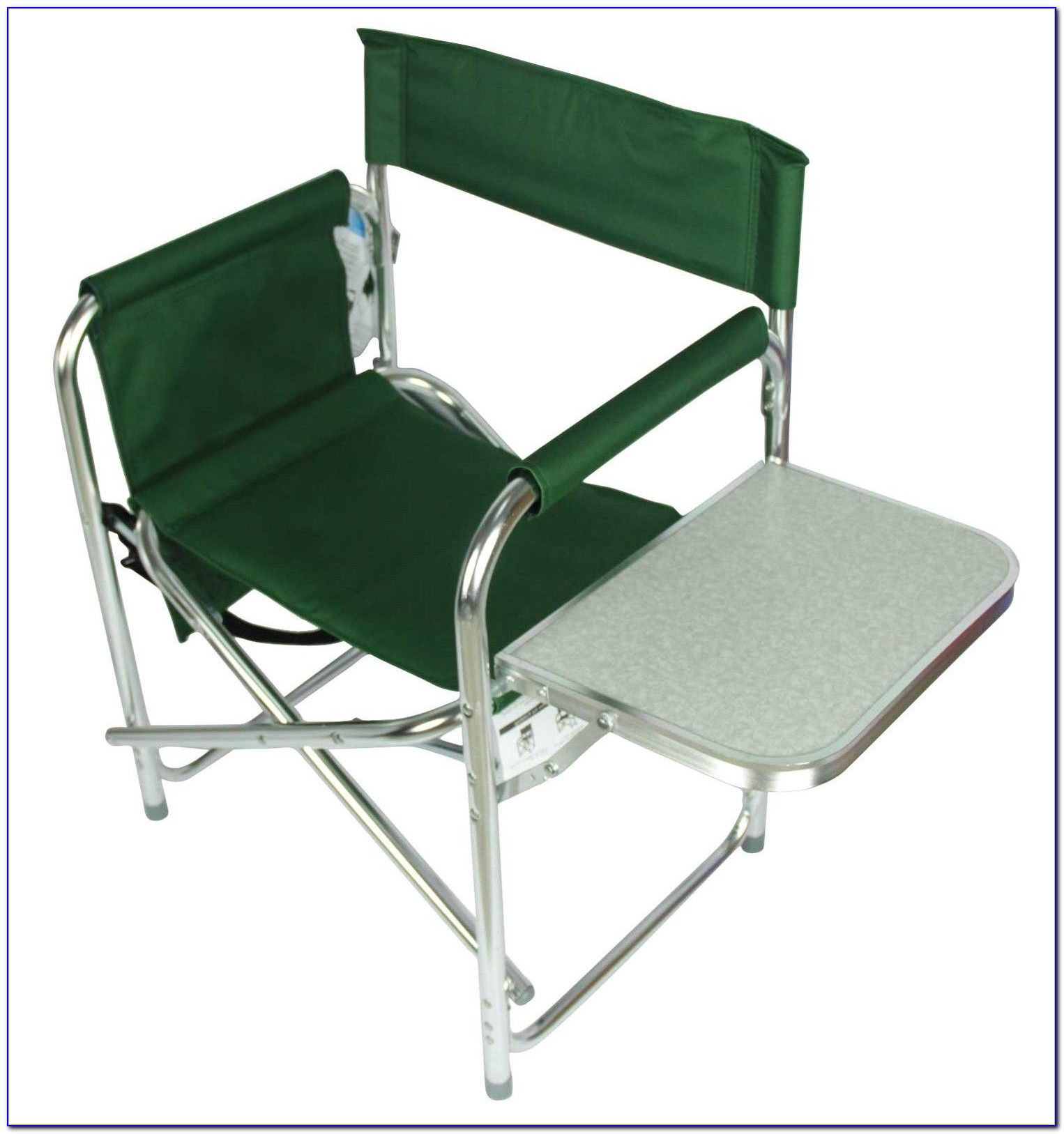 Folding Chair With Side Table Heavy Duty