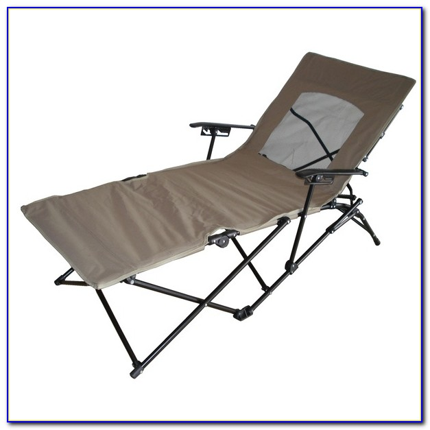 Folding Chaise Lounge Chair Indoor