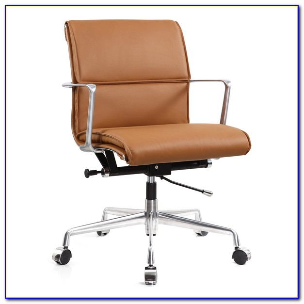 Genuine Leather Office Chair India