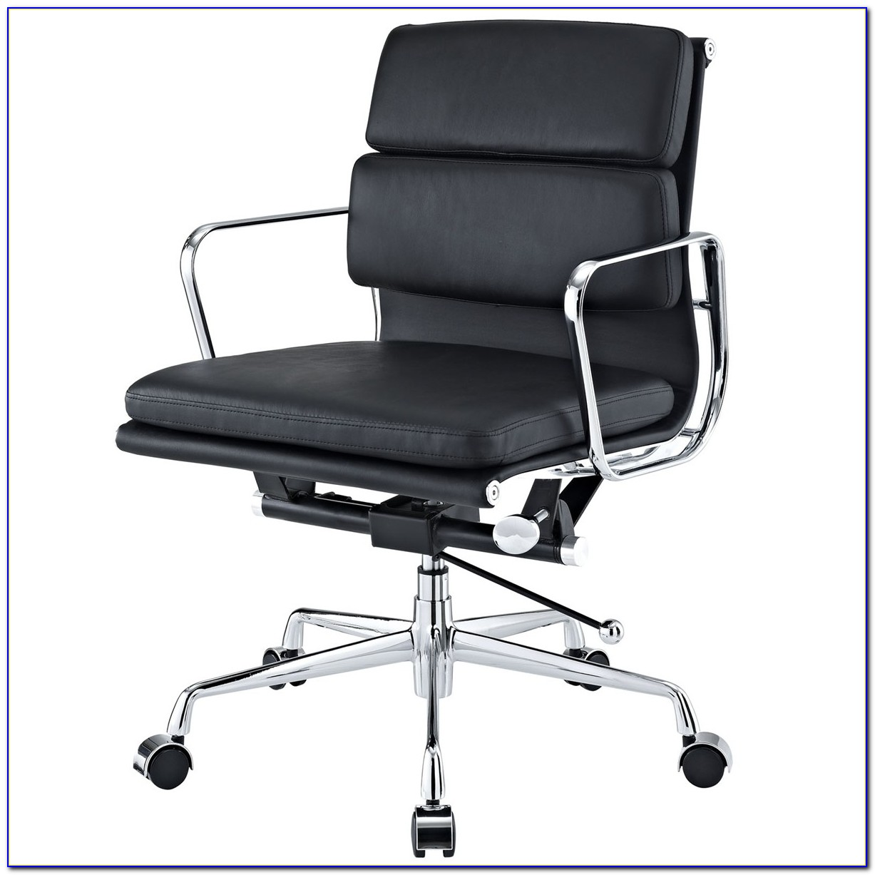 Genuine Leather Office Chair Singapore