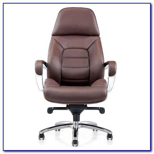 Genuine Leather Office Chair Uk
