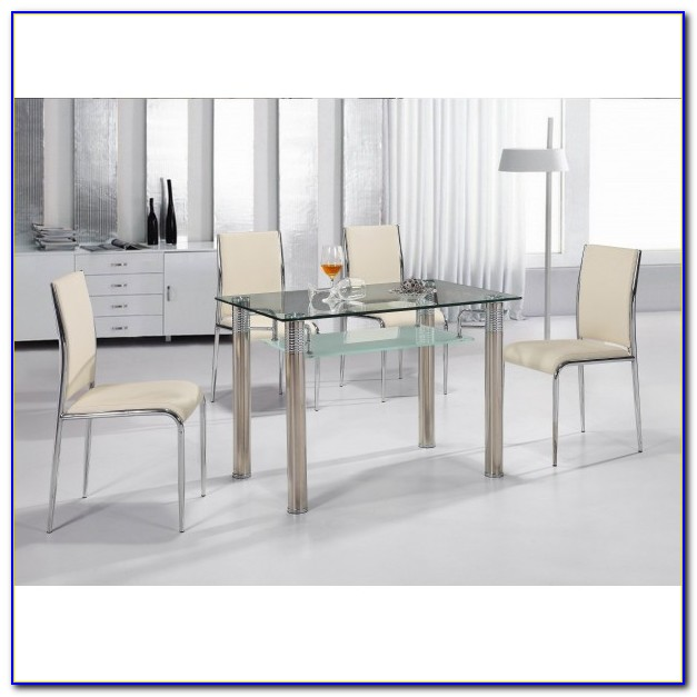 Glass Dining Table And Chairs Next