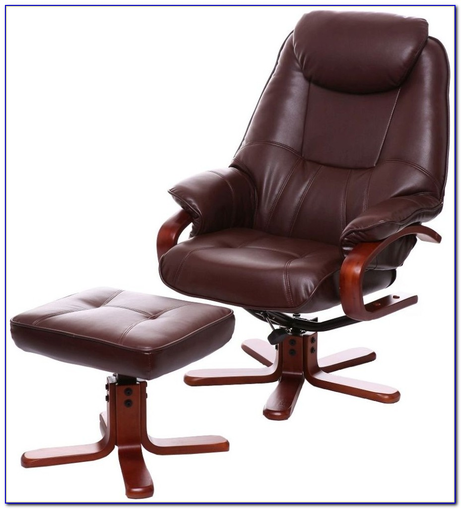 Green Leather Swivel Recliner Chairs